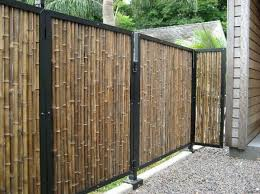 Small Picture Classic garden fence bamboo wood privacy screens garden design