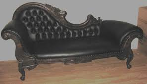 Vintage fainting couch Formal Antique Fainting Couch Spa Photo Designs Vintage Victorian Ideal Wondeful Boardartbenefitcom 19th Century Empire Recamier Or Fainting Couch In Mahogany With