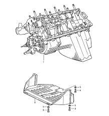 porsche 944 parts protective plate