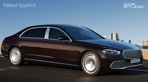 Brilliant displays on up to five large screens, in part with oled technology, make control of vehicle and comfort functions even. 2022 Maybach S Class Accurate Rendering Prepares You For The Giant Grille Autoevolution