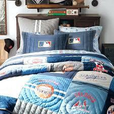 boy zone baseball bedding