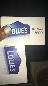 how to check lowes gift card balance photo 1
