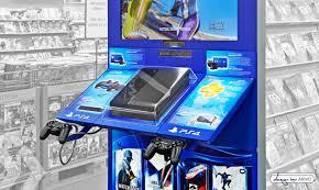 sony playstation games. sony playstation 4 display - bild 03 games