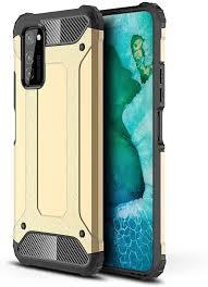 TianSY <b>Huawei Honor</b> V30 Pro Case, <b>TPU PC</b> 2 in 1 Cover Anti ...
