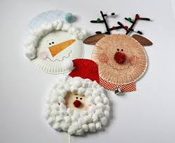 Paper Plate Christmas Crafts  U Create  Bloglovinu0027Christmas Paper Plate Crafts
