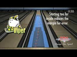 Pba Oil Patterns Interesting How To BowlingPBA Bowling Viper Oil Pattern YouTube