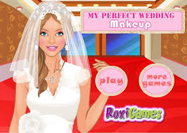 my perfect wedding dress up game