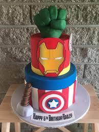 Birthday Cakes Tiers Of Heaven