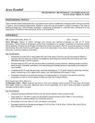 cv shop assistant retail manager resume examples sample resume for retail manager