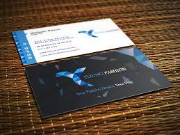 60 Free Premium Psd Business Card Template