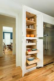 Kitchen Furniture Pantry Kitchen Pantry Cabinets With Pull Out Trays Shelves