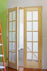 interior french doors opaque glass. Andersen 60 In X 80 400 Series French Wood Hinged Interior Doors Opaque Glass