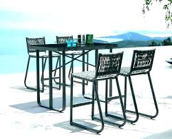 counter height patio set bar height bistro patio set bar height patio table counter height bistro