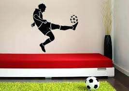wall decals football decals for walls with inspiring ideas design image of football  decals for walls . wall decals football ...