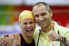 Lisbeth Trickett and Stefan Widmer - Olympics Day 3 - Swimming - Lisbeth%2BTrickett%2BStefan%2BWidmer%2BOlympics%2BDay%2ByPCozOWunKZl