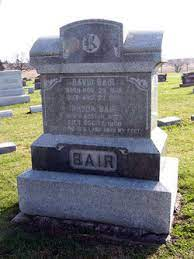 Rhoda Bird Bybee Bair (1823-1908) - Find A Grave Memorial