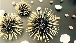 diy toothpicks craft wall decor modem home art simple and easy youtube on wall decoration art and craft with diy toothpicks craft wall decor modem home art simple and