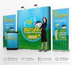 Pop Up Display Stands Uk Latest Design for Dairylea wwwstandbannercoukpopup 11