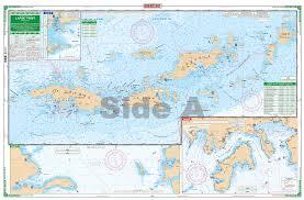 Bvi Navigation Charts Virgin Islands Cruising Guides