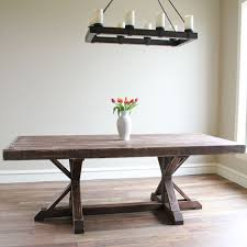 Build Dining Room Table Cool Decorating Design
