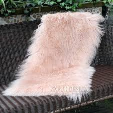 mongolian lamb throws d hot home rugs for sofa floor throw real lamb fur carpet mongolian lamb