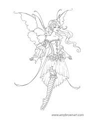 Fairies Coloring Pages For Adults Fairy And Unicorn Coloring Pages