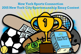 new york city youth sportsmanship essay contest indiegogo