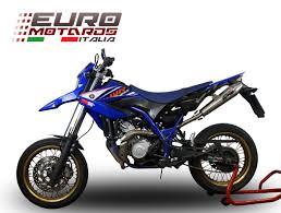 yamaha wr125x. yamaha wr 125 x 2009-2014 gpr exhaust slip-on silencer powercross homologated | ebay wr125x