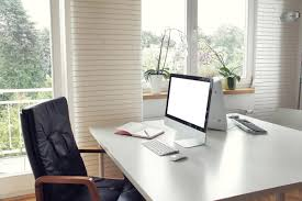 office setup design. Ultra Minimalist Office Setup Design
