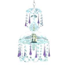 chandeliers purple chandelier for nursery small dreamy pink mini with roses precious or white bedroom