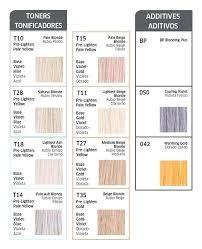 Orange Hair Colour Chart Toners For Orange Bleached Hair Il Studio Com