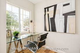 office staging. Contemporary Staging Barn Door Office Doors Home Staging Office With Glass Desk On  Chrome Saw Horses  On Staging N