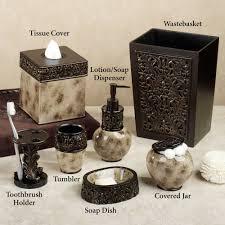 Decorative Bathroom Accessories Sets Bath Accessories Sets Ideas HomesFeed 40