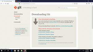 The download should automatically start. How To Install Git Bash On Windows Stanley Ulili