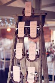Horseshoe Venue Seating Chart Step Ladder And Horseshoe Table Plan From Wedding At Sopley