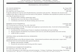 Resume For Nursing School Application Examples Gallery Of Resumes ...