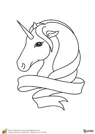 Coloriage Licornes Imprimer Sur Hugolescargot Com