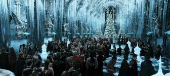Yule Ball Decorations Harry Potter Yule Ball Themed Party Holiday Open House Being Tazim 9