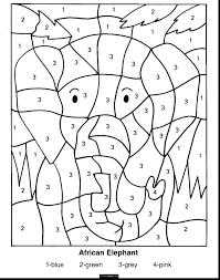 Math Coloring Sheets 1st Grade Leadershipquotesclub