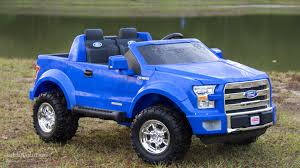 We Review the Power Wheels Ford F-150: The Best Kid Trucker Gift ...