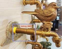 brass garden basin tap faucet extender