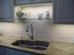 Kitchen Sinks A Shelf Over Sink Triple Bowl U Shaped