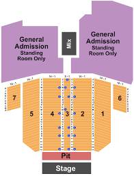 Buy Henderson Concert Sports Tickets Front Row Seats