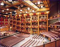Cerritos Center Seating Chart Concert Configuration Seating And Stage Cerritos Center