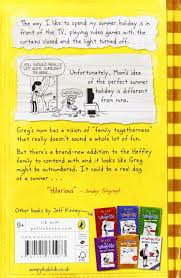 Book report of diary of a wimpy kid dog days