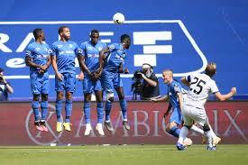 Club's been undefeated in its last ten home games (7 wins, 3 draws) against genk. Check Hier Hoe Club Brugge In De Slotfase De Winst Pakt Bij Racing Genk Sportnieuws