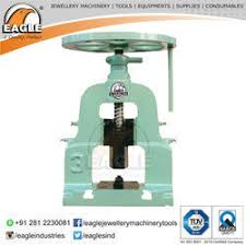manual wheel jewellery machinery hand press capacity 1 5 ton