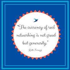 Quotes About Giving Back Custom Quotes About Giving Back To Your Network Ellevate