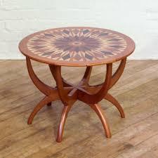 teak coffee table. Retro 1960s Teak Coffee Table T