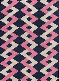 lovely kate spade rugs at jaipur living branded 2x3 size clearance in pink color